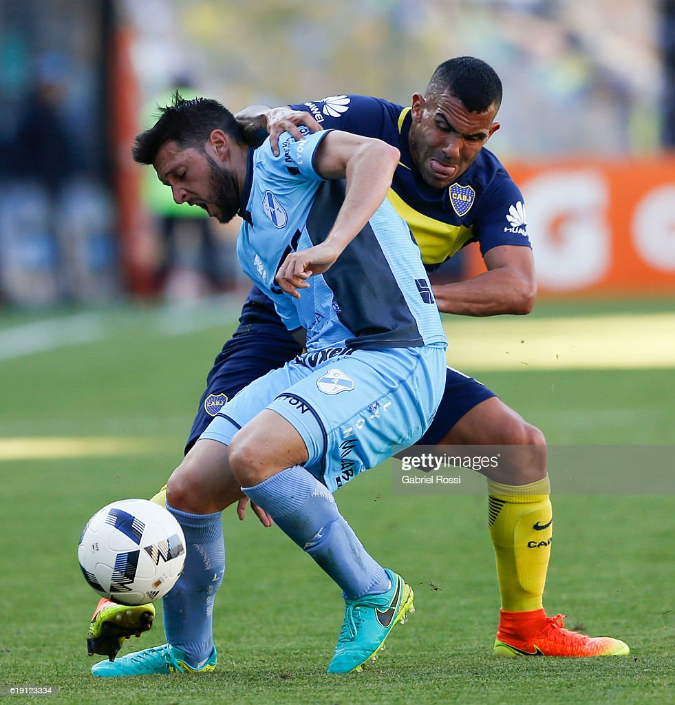 Boca Juniors v Temperley - Torneo Primera Division 2016/17