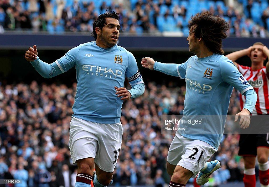 Manchester City v Sunderland - Premier League : News Photo