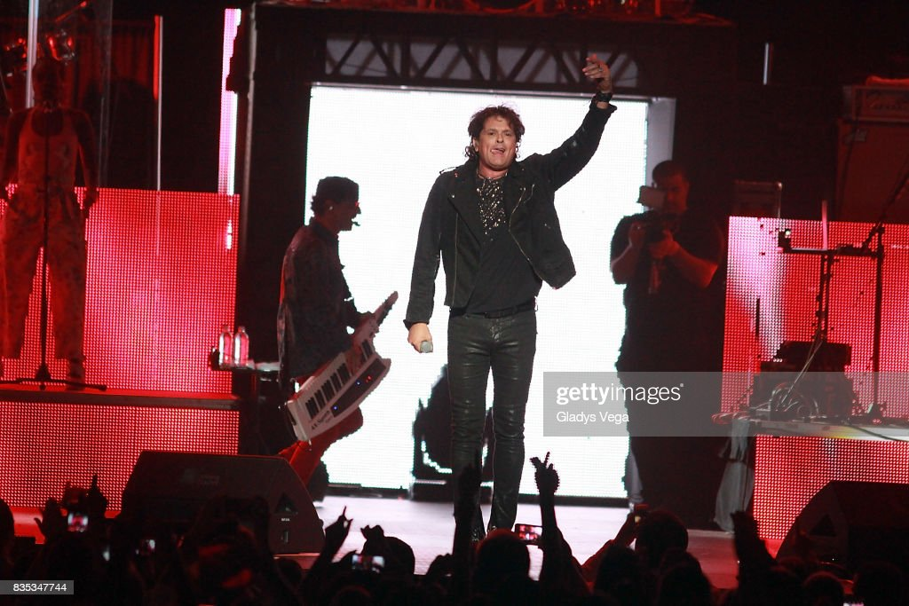 Carlos Vives performs at Coliseo Jose Miguel Agrelot on August 18, 2017 in San Juan, Puerto Rico.