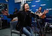 "Carlos Vives Performs For SiriusXM's ""Artist..."
