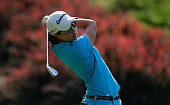 Carlota Ciganda of Spain during the second round of the Kingsmill Championship presented by JTBC on the River Course at Kingsmill Resort on May 15...