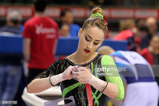 Carlotta Ferlito On 6 and 7 May was held at Palavela in Turin the fourth and final stage of the Italian Championship of artistic gymnastics and...