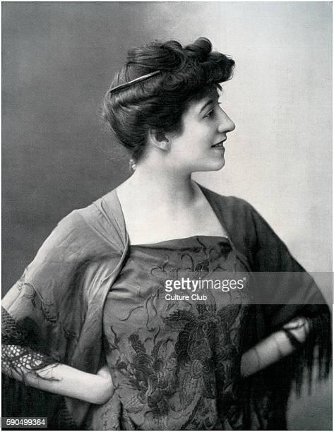 Carlotta Zambelli Italian ballet dancer in role as President of the Bullfight in the ballet La Revue Dans Les Deux Mondes From Le Theatre 1908