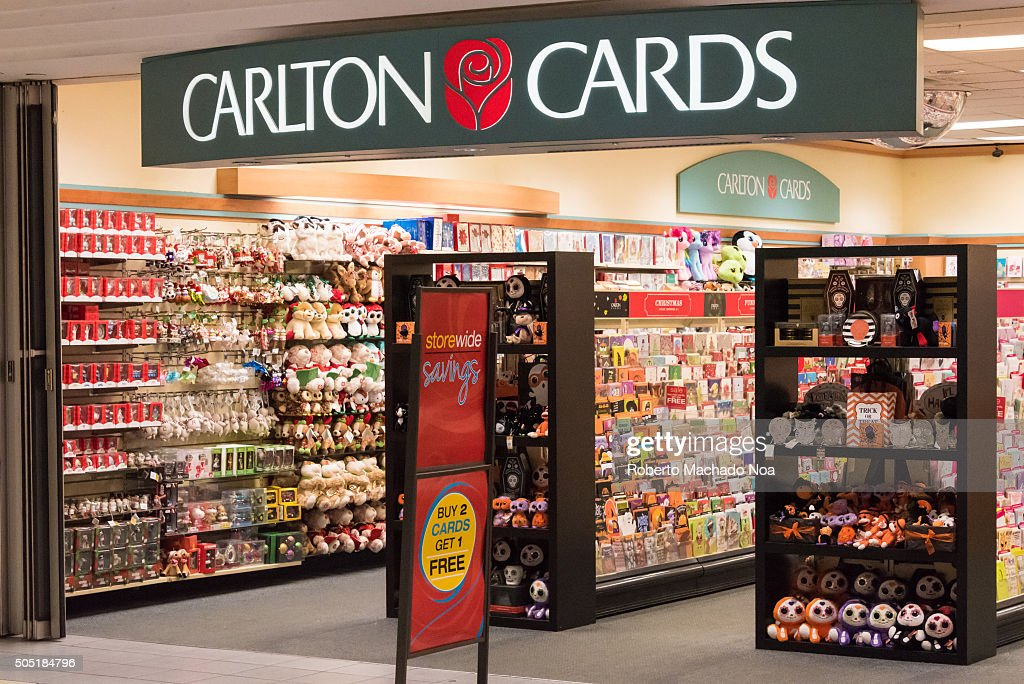 Carlton Cards gifts and greeting cards store in Toronto Pictures – Birthday Card Store