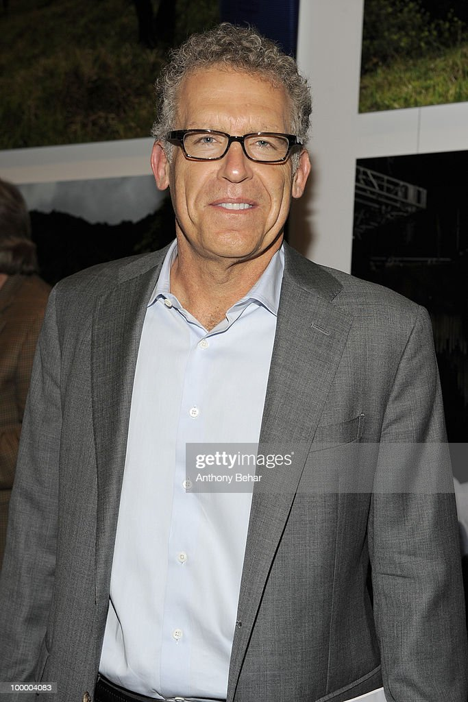 Carlton Cuse attends the opening the Vilcek Foundation's exhibition of