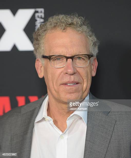 Carlton Cuse attends the premiere of FX's 'The Strain' at DGA Theater on July 10 2014 in Los Angeles California
