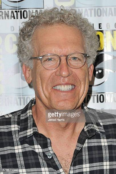 Carlton Cuse attends the press line for 'Colony' at Comic Con on July 21 2016 in San Diego California