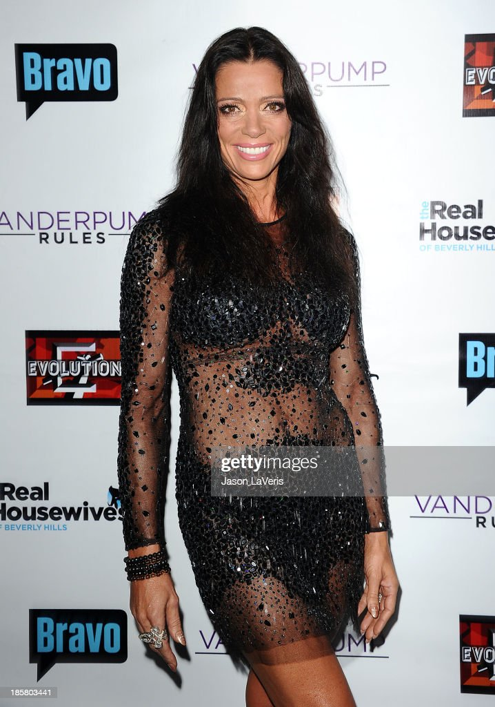 Carlton Gebbia attends the 'The Real Housewives of Beverly Hills' and 'Vanderpump Rules' premiere party at Boulevard3 on October 23, 2013 in Hollywood, California.