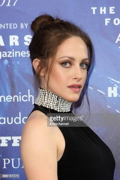 Carly Chaikin attends the 2017 Fragrance Foundation Awards at Alice Tully Hall at Lincoln Center on June 14 2017 in New York City