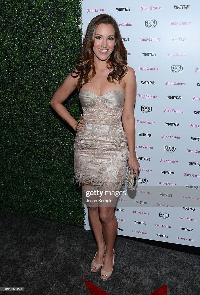 <a gi-track='captionPersonalityLinkClicked' href=/galleries/search?phrase=Carly+Craig&family=editorial&specificpeople=5563126 ng-click='$event.stopPropagation()'>Carly Craig</a> attends the Vanity Fair And Juicy Couture Celebration Of The 2013 Vanities Calendar With Olivia Munn at Chateau Marmont on February 18, 2013 in Los Angeles, California.