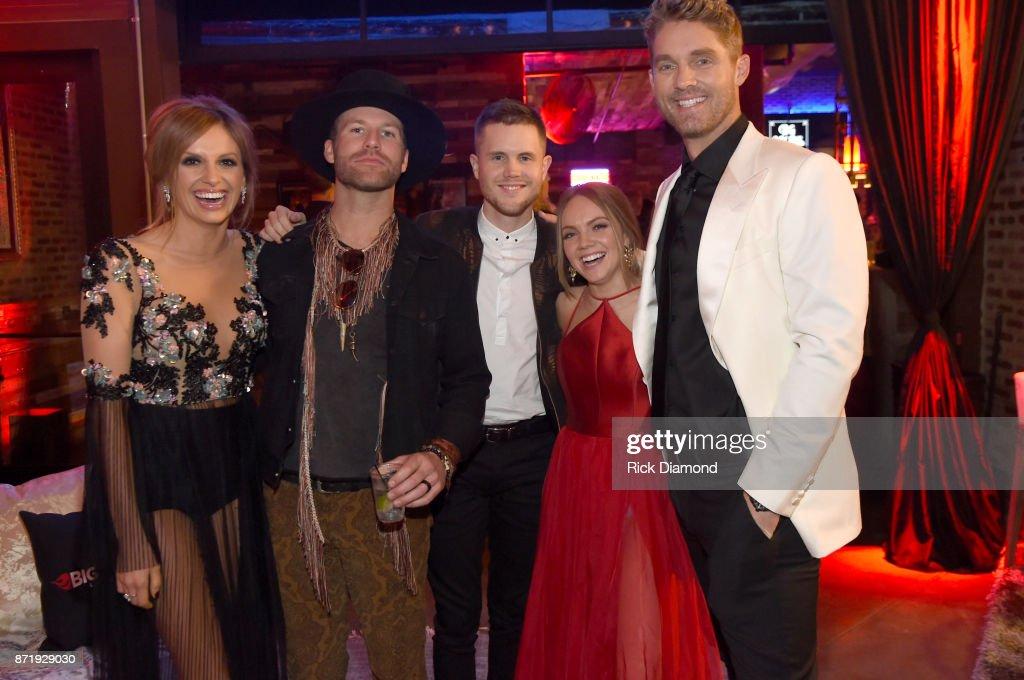 Big Machine Label Group Celebrates The 51st Annual CMA Awards In Nashville - Inside