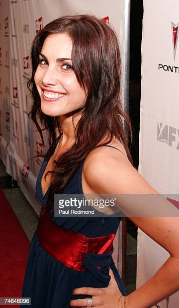 Carly Pope in Hollywood California