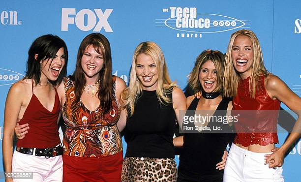 Carly Pope Sara Rue Leslie Grossman Tamara Mello and Leslie Bibb