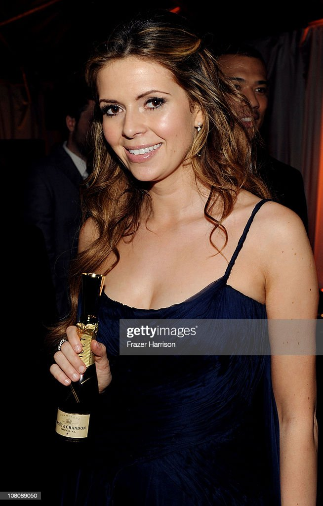 Carly Steel attends Relativity Media and The Weinstein Company's 2011 Golden Globe Awards After Party presented by Marie Claire held at The Beverly Hilton hotel on January 16, 2011 in Beverly Hills, California.