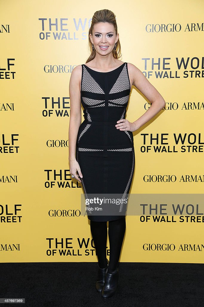 <a gi-track='captionPersonalityLinkClicked' href=/galleries/search?phrase=Carly+Steel&family=editorial&specificpeople=3963749 ng-click='$event.stopPropagation()'>Carly Steel</a> attends the 'The Wolf Of Wall Street' premiere at Ziegfeld Theater on December 17, 2013 in New York City.
