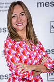 Ines Sastre Attends Mesoestetic Photocall In Madrid