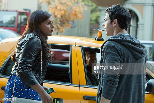 PROJECT 'Carmel Princess Time' Episode 306 Pictured Mindy Kaling as Mindy Lahiri Chris Messina as Danny Castellano