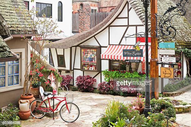 Carmel Street Scene