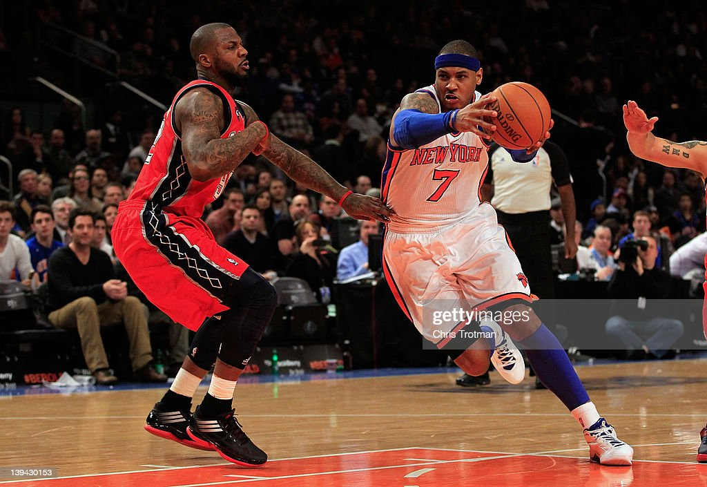 New Jersey Nets v New York Knicks