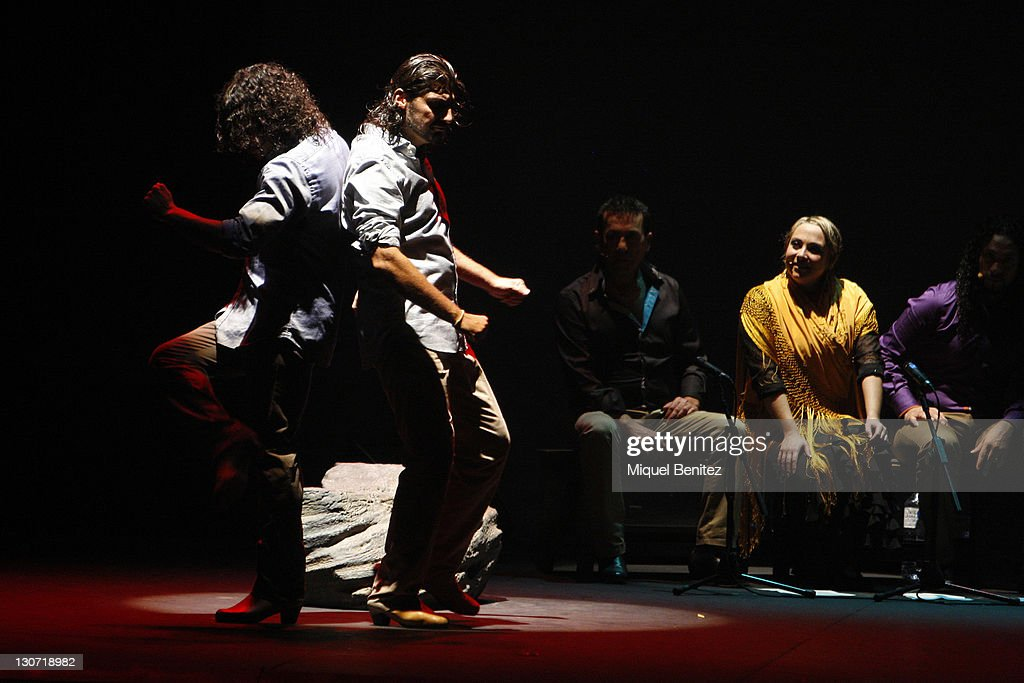 Carmen Amaya's Tablao Company during the Carmen Amaya Flamenco ...