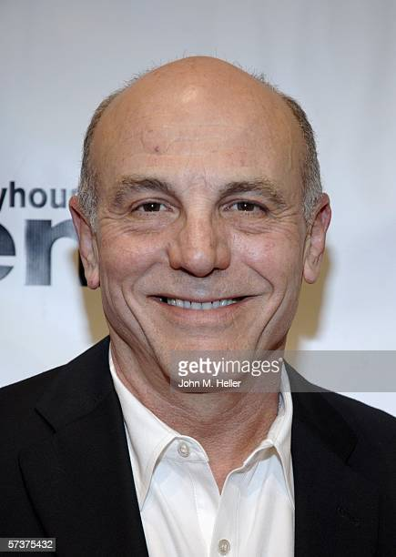 Carmen Argenziano arrives for the Los Angeles opening of Arthur Miller's 'All My Sons' at the Geffen Playhouse on April 19 2006 in Westwood California