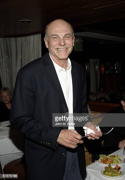 Carmen Argenziano at the after party for the Los Angeles opening of Arthur Miller's 'All My Sons' at Ocean Avenue Seafood on April 19 2006 in...