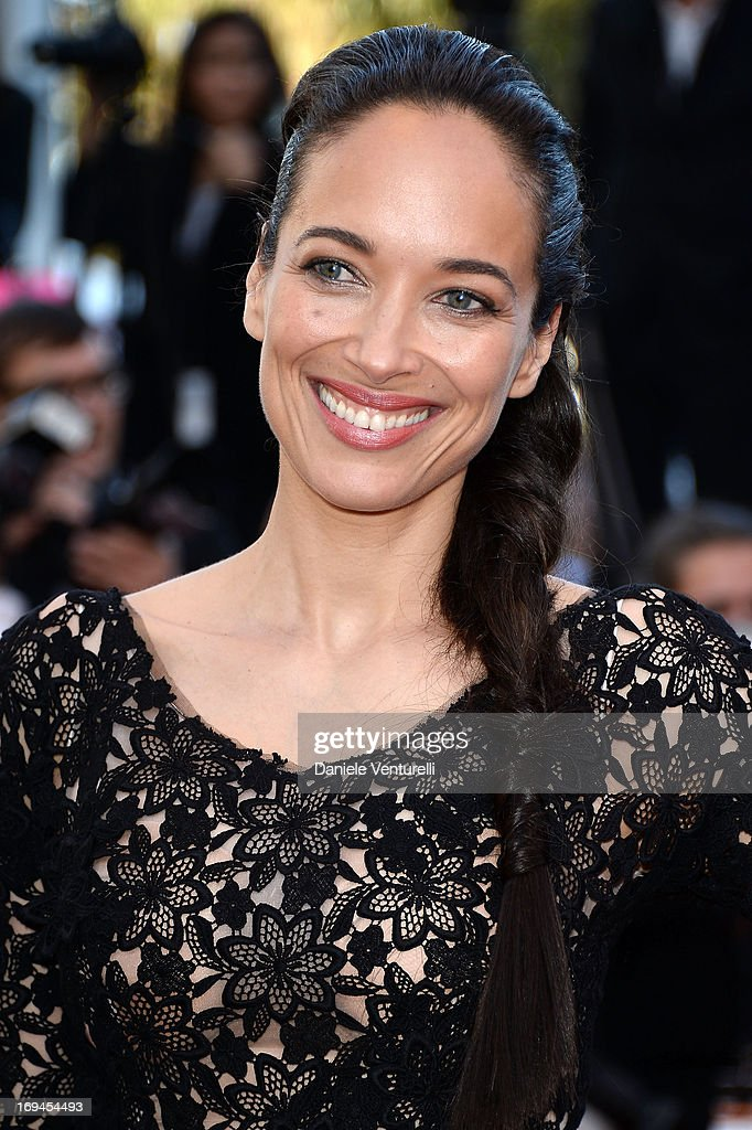 Carmen Chaplin attends the Premiere of 'The Immigrant' at The 66th Annual Cannes Film Festival at Palais des Festivals on May 24, 2013 in Cannes, France.