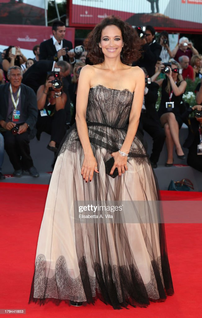 Carmen Chaplin attends the 'Under The Skin' Premiere during the 70th Venice International Film Festival at Sala Grande on September 3, 2013 in Venice, Italy.
