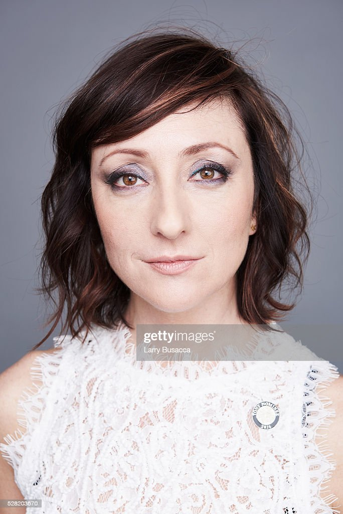 <a gi-track='captionPersonalityLinkClicked' href=/galleries/search?phrase=Carmen+Cusack&family=editorial&specificpeople=7032113 ng-click='$event.stopPropagation()'>Carmen Cusack</a> poses for a portrait at the 2016 Tony Awards Meet The Nominees Press Reception on May 4, 2016 in New York City.