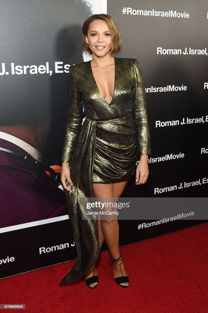 """Roman J. Israel, Esq."" New York Screening - Red Carpet"