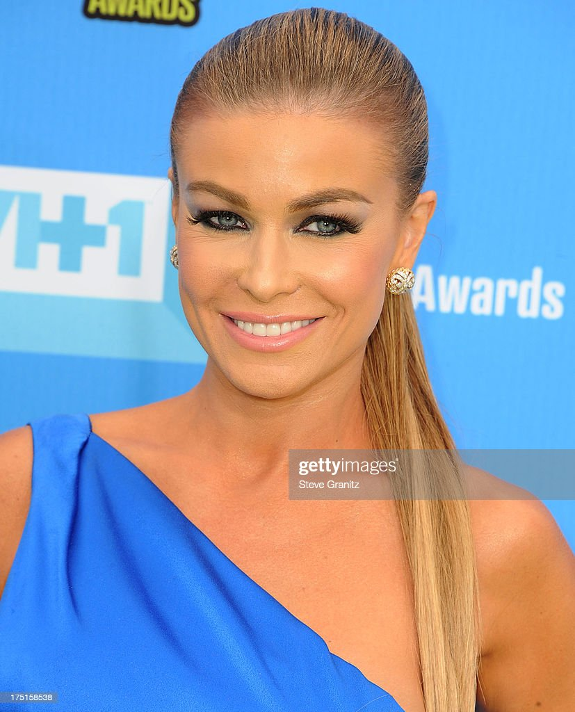 Carmen Electra arrives at the 2013 Do Something Awards at Avalon on July 31, 2013 in Hollywood, California.