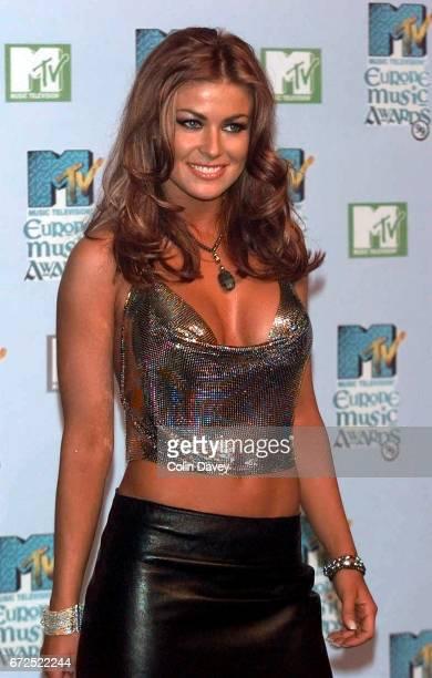 Carmen Electra at the MTV Europe Music Awards Point Theatre Docklands Dublin Ireland 11th November 1999