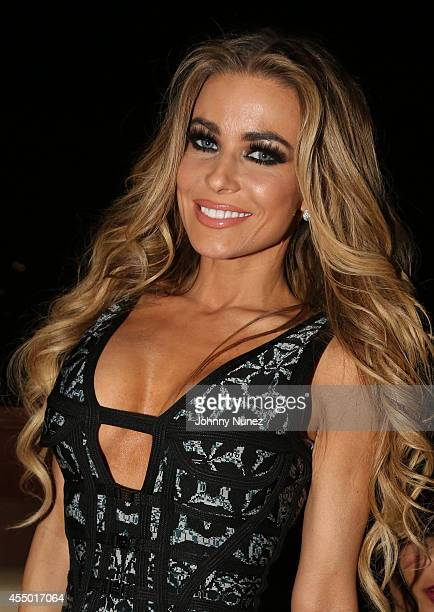 Carmen Electra attends Style 360 Presents Carmen Electra Fashion Week Event at Level R on September 8 2014 in New York City