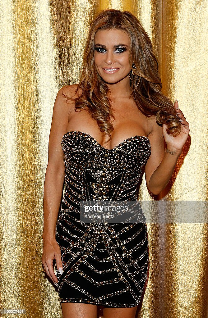<a gi-track='captionPersonalityLinkClicked' href=/galleries/search?phrase=Carmen+Electra&family=editorial&specificpeople=171242 ng-click='$event.stopPropagation()'>Carmen Electra</a> attends the Lambertz Monday Night at Alter Wartesaal on January 27, 2014 in Cologne, Germany.