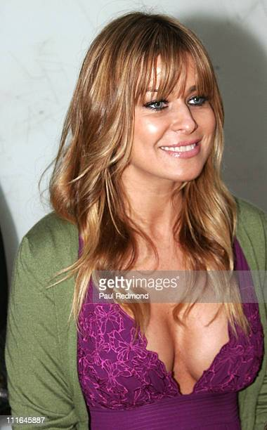 Carmen Electra attends The Trevor Project's Cracked Christmas Benefit at The Wiltern Theatre on December 2 2007 in Los Angeles