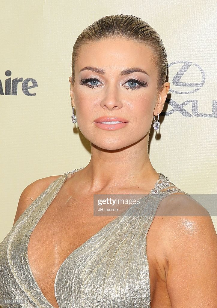 2013 Golden Globes After Party At The Beverly Hilton Hotel On January