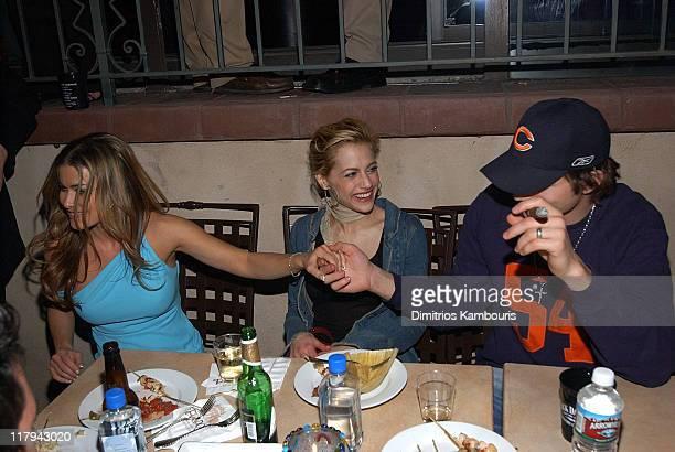 Carmen Electra Brittany Murphy and Ashton Kutcher