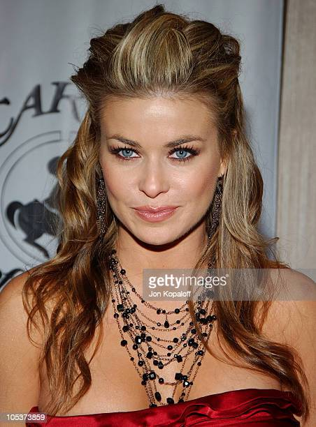 Carmen Electra during 16th Carousel of Hope Presented by MercedesBenz to Benefit the Barbara Davis Center for Childhood Diabetes Arrivals at The...