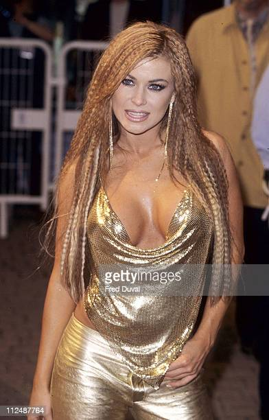 Carmen Electra during 2000 Deauville Film Festival at Deauville in London France