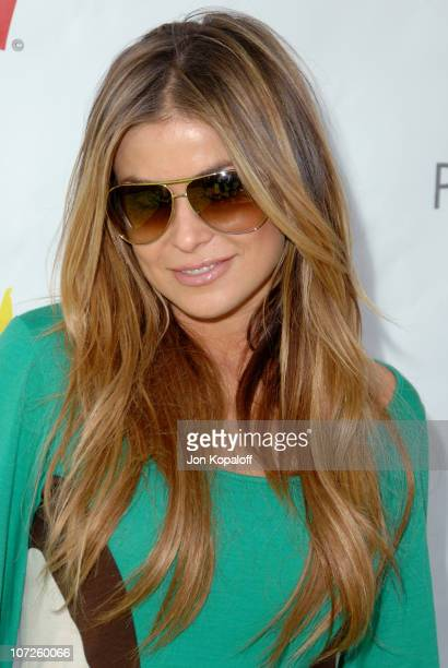 Carmen Electra during 'A Time For Heroes' Sponsored by Disney to Benefit the Elizabeth Glaser Pediatric AIDS Foundation Arrivals at Wadsworth Theater...