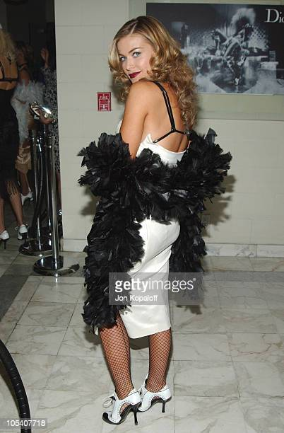 Carmen Electra during Christian Dior Launches New Collection 'D'TRICK' at Argyle Hotel in West Hollywood California United States
