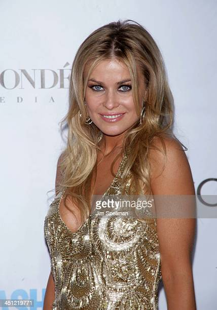 Carmen Electra during Conde Nast Media Group Kicks Off New York Fall Fashion Week with 3rd Annual Fashion Rocks Concert at Radio City Music Hall...