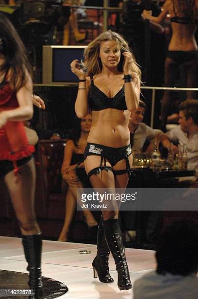 Carmen Electra during First Annual Spike TV's Guys Choice Show at Radford Studios in Los Angeles California United States
