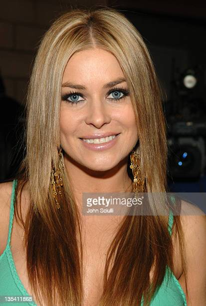 Carmen Electra during Rockin' the Corps Concert An American Thank You Celebration for US Marines Arrivals at Camp Pendelton in San Diego California...