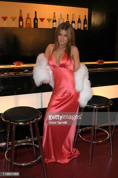 Carmen Electra during Strip Poker Invitational with Carmen Electra On Set Stills at Hollywood Center Studios in Hollywood California United States