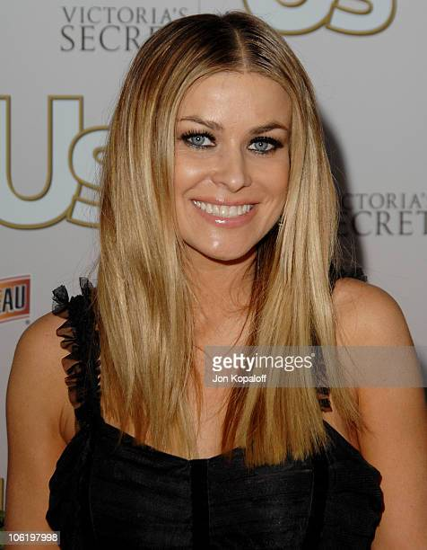 Carmen Electra during Us Weekly Presents Us' Hot Hollywood 2007 Arrivals at Sugar in Hollywood California United States