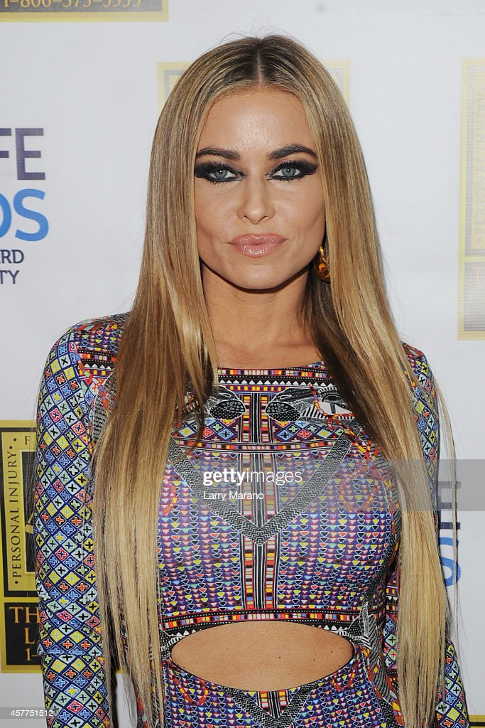 Carmen Electra Hosts Fright Night