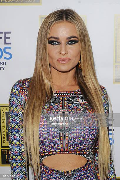 Carmen Electra hosts Fright Night by Berman and Berman Law held at the Blue Martini on October 23 2014 in Boca Raton Florida