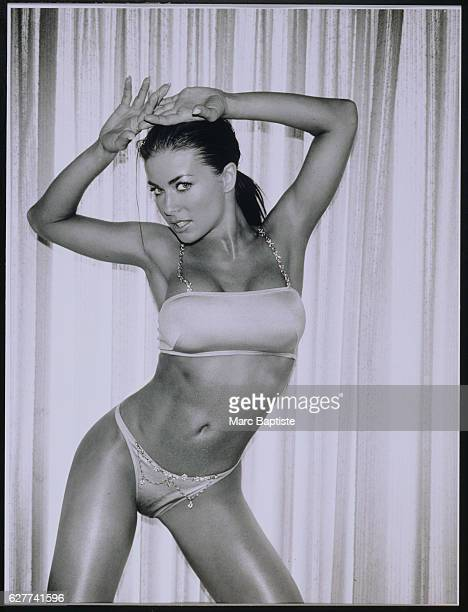 Carmen Electra Wearing a Bikini