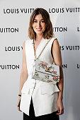 Louis Vuitton Time Capsule Exhibition  - Arrivals